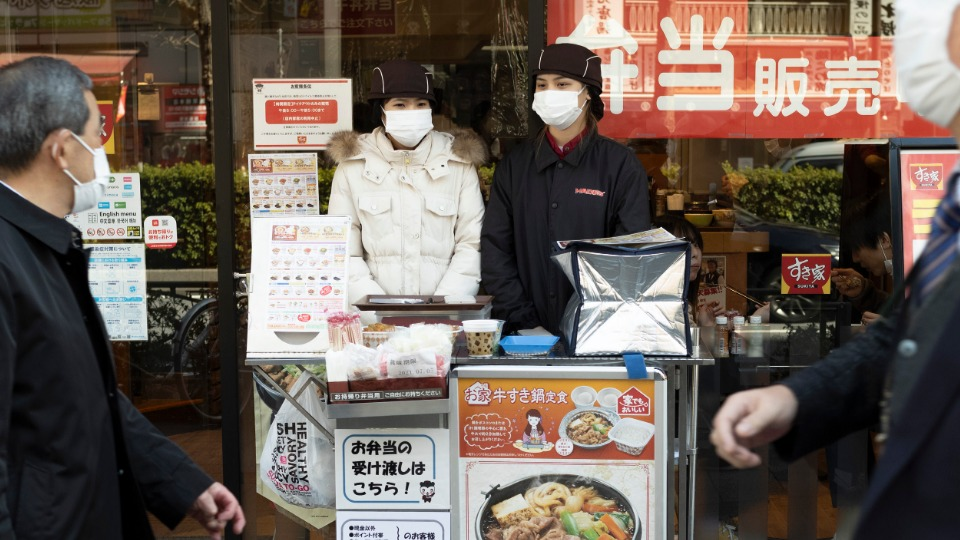 As COVID drags on, Japanese Communists demand relief to save jobs
