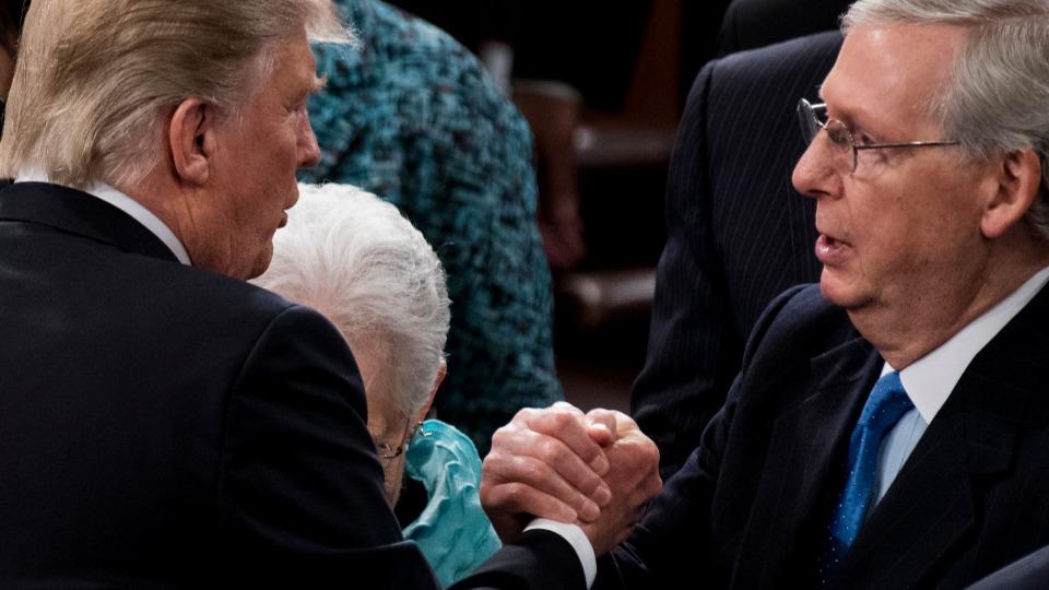 Impeachment: 57-43 Senate majority—but not enough—votes to convict Trump