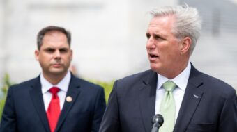 California Republicans Kevin McCarthy and Mike Garcia face opposition