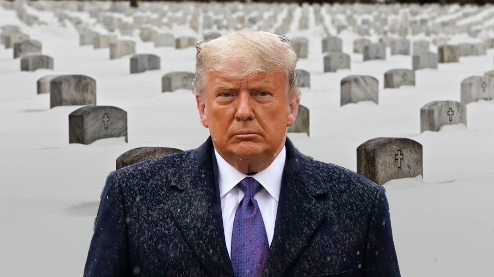 Half a million COVID dead: Trump death cult meets shock doctrine
