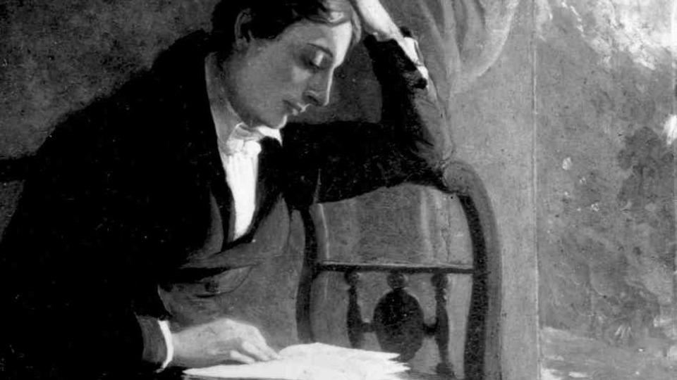 John Keats – A Revolutionary Romantic