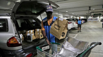 Corporate thieves: Amazon stole $62 million of tips from delivery drivers