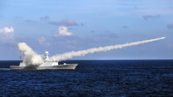 China's 'Sea of Conflict'