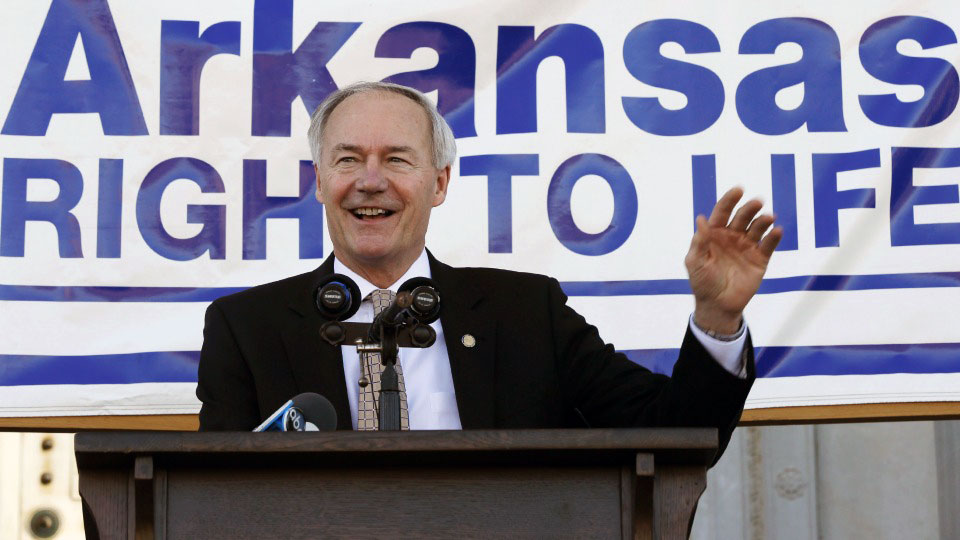 Arkansas abortion ban aims to force Supreme Court Roe v. Wade fight