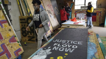 Weekend events prepared 'the people's case' against Derek Chauvin