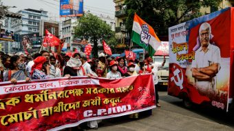 To save democracy, India's Communists ally with Congress Party