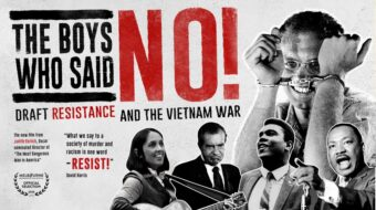 Documentary 'The Boys Who Said No!' recalls anti-draft, anti-war movement