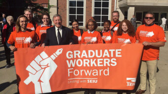 SEIU Graduate Workers Union in stalled talks at Illinois State University
