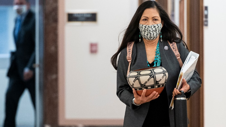 Interior Secretary Haaland already taking giant steps forward for Native America