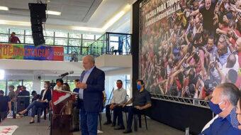 Lula afirmó ser víctima de mayor mentira jurídica en Brasil