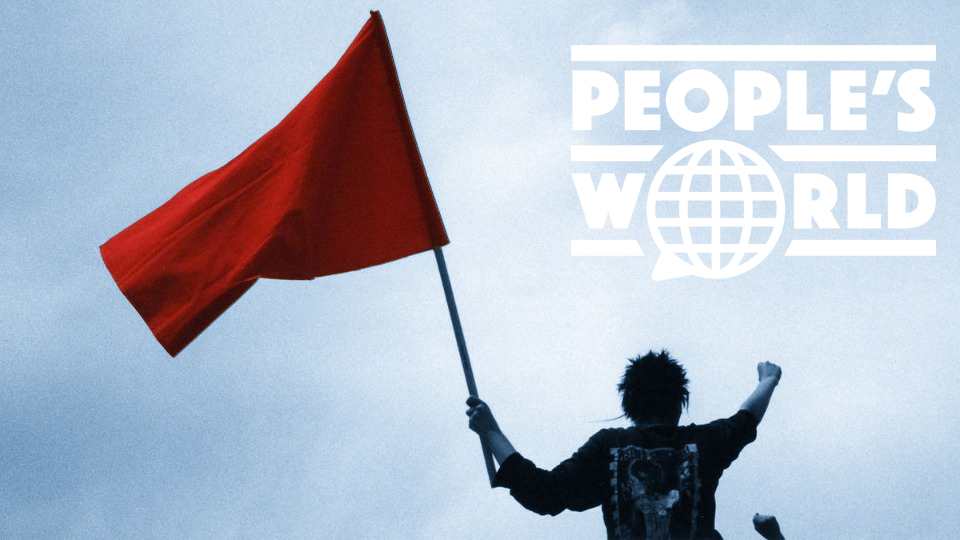 People's World emergency fund appeal sets new goal: $75,000 by May Day