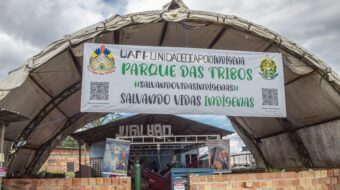 Abandoned by governments, Indigenous people create their own health post in Manaus