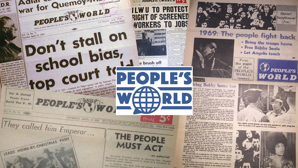 An appeal from radical veteran Paul Buhle: Save People's World