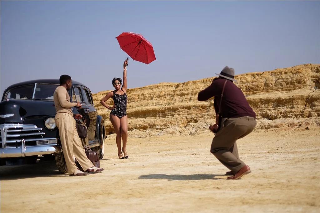 'Back of the Moon': A Noirish apartheid-era South African film