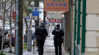 Police will not keep Asian communities safe from violence