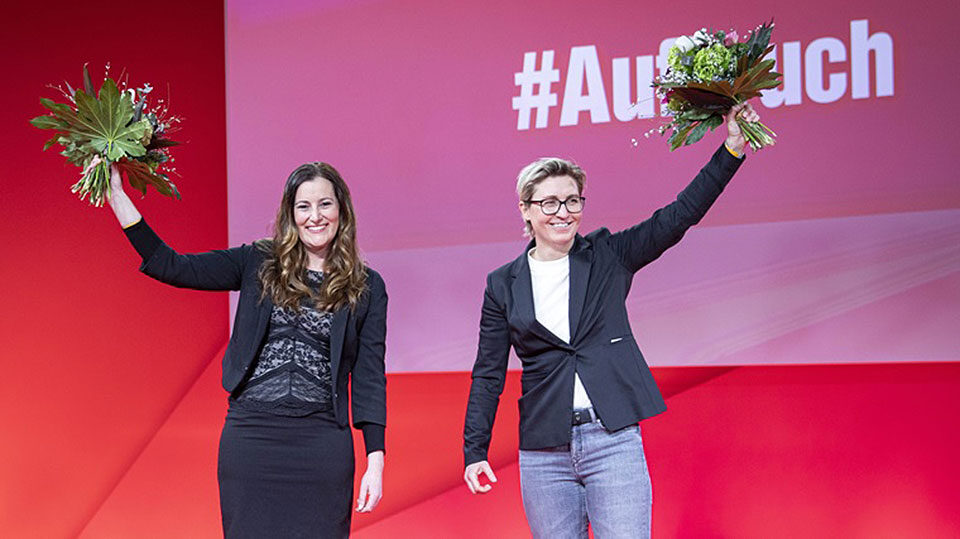 Germany's Linke (the Left Party) comes out of its convention united