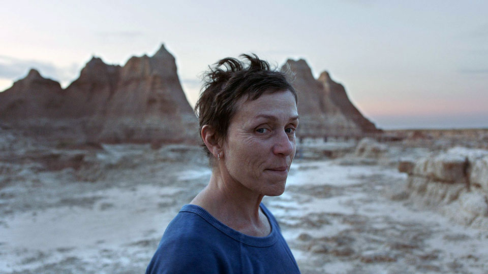 'Nomadland': Moving on with America's homeless van dwellers