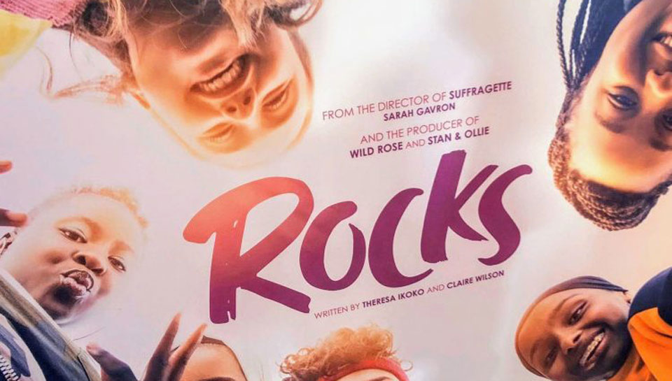 'Rocks': Just enough for the city