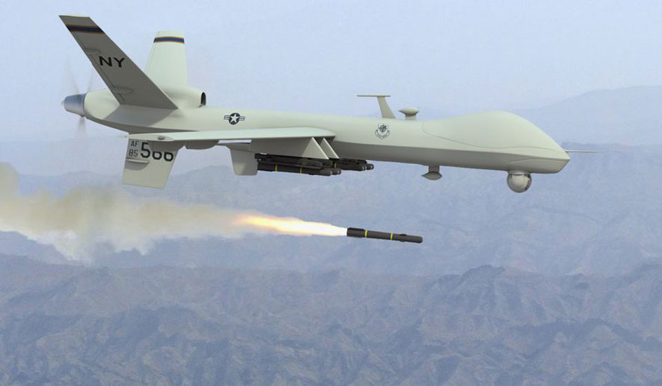 Day of the drone: The illusion of 'bloodless war'