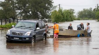 Australia's worst flooding in decades forces mass evacuation