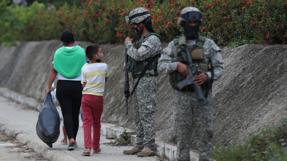 Venezuela border conflict mixes drug trafficking and regime-change ambitions
