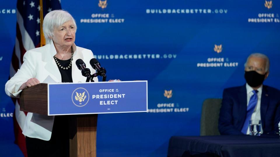 Biden administration targets big business, joins global minimum corporate tax drive