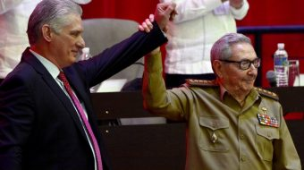 Raúl Castro passes baton to next generation at Cuban Communist Party congress