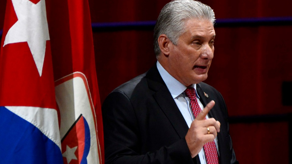 Díaz-Canel offers blunt truth on Cuban economy at party congress