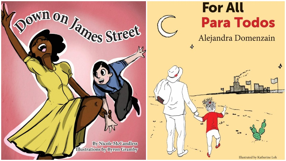 Two new entries in the catalogue of progressive children's literature