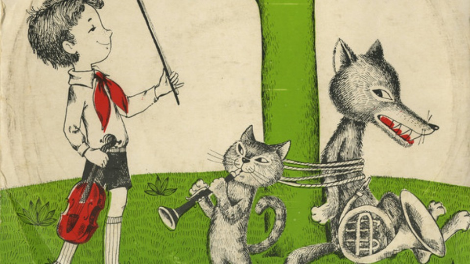 Prokofiev's 'Peter and the Wolf': A beloved piece of music for children