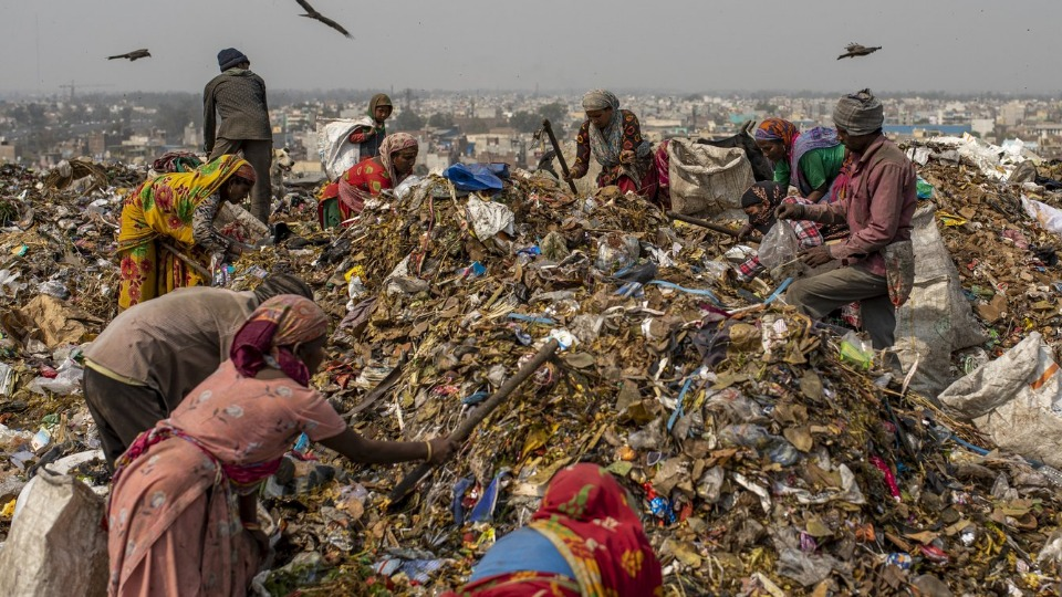Impoverished scavengers fight our trash problem, but they're denied vaccines