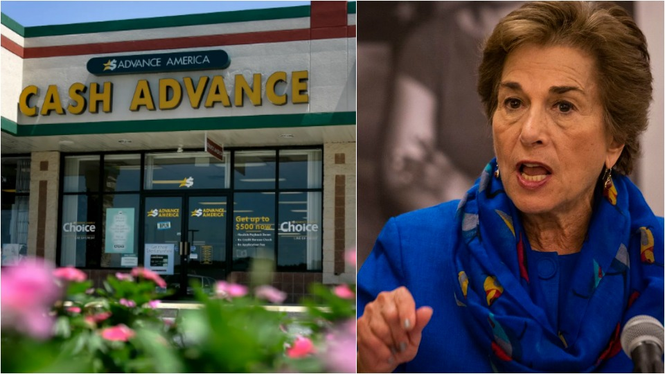 Congress tackles payday lenders after SCOTUS lets them off the hook
