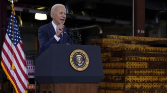 Biden announces huge infrastructure plan to 'win the future'