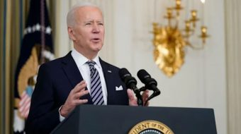 Biden budget: Big hike for domestic programs and 1.7 percent hike for military