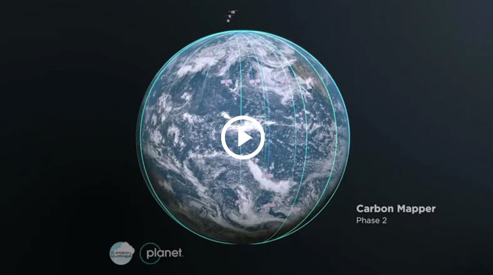 New satellite network to locate and monitor methane super-emitters
