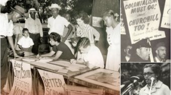 Book highlights how early civil rights movement wedded Black liberation and anti-colonialism