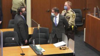 Lawyers for killer cop Chauvin trying to overturn his guilty verdict