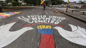 Una semana de movilizaciones, desencuentros y triunfos en Colombia