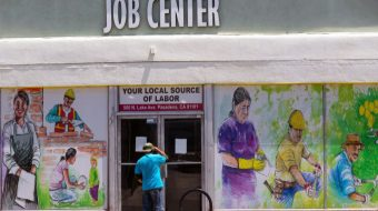 Big biz answer to low April job numbers: End unemployment benefits!