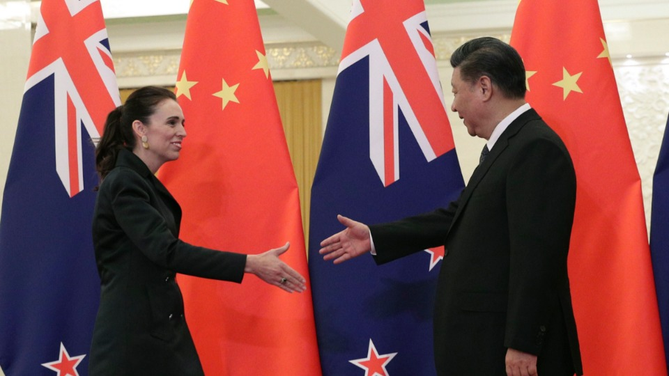 New Zealand breaks ranks with 'Five Eyes' spy alliance over anti-China crusade