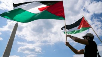 D.C. joins list of cities protesting for Palestine