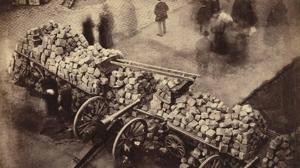 The Paris Commune: 'In future we will turn the guns on you'