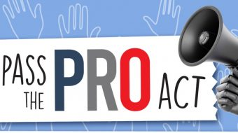 PRO Act's new backers: National Consumers League, major league sports unions