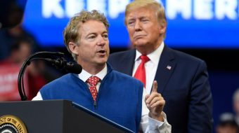 Kentucky People's Campaign organizing to oust Republican Rand Paul in 2022