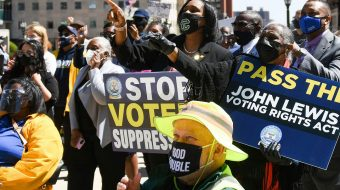 Republicans' Jim Crow 2.0 voter suppression laws spark fight for democracy
