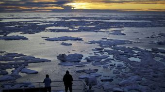 Arctic warming three times faster than average rate of planet, study finds