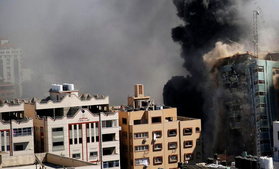 In Germany, mainstream media backs Israeli attacks on Palestinians