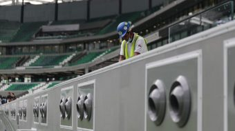 Behind the glamour of international sports events: The broken bodies of workers