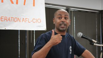 AFL-CIO's VP Tefere Gebre: Filibuster slams workers, refugees, people of color