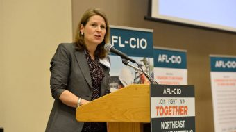 AFL-CIO leader: No coincidence unions and voting rights under attack simultaneously